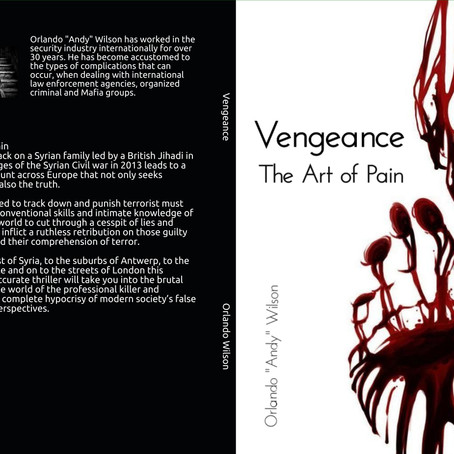 Vengeance - The Art of Pain - Crime Fiction