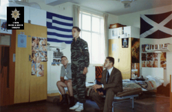 RECCE PLT - 1 WFR - CYPRUS - BRITISH ARMY