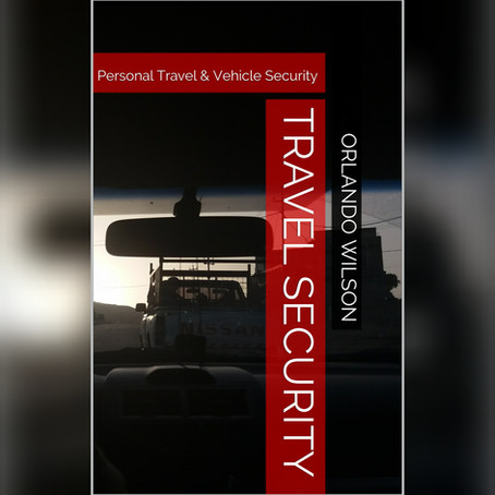 Book: Travel Security - Personal Travel & Vehicle Security