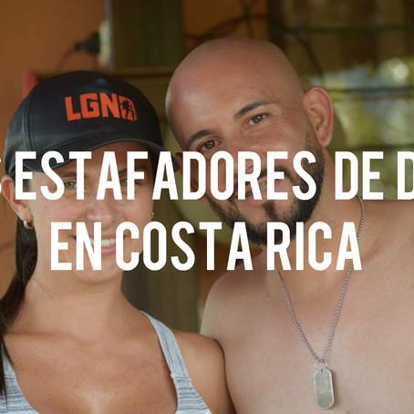 Los Estafadores De Dios En Costa Rica