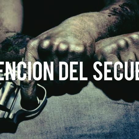 Curso de Prevención del Secuestro
