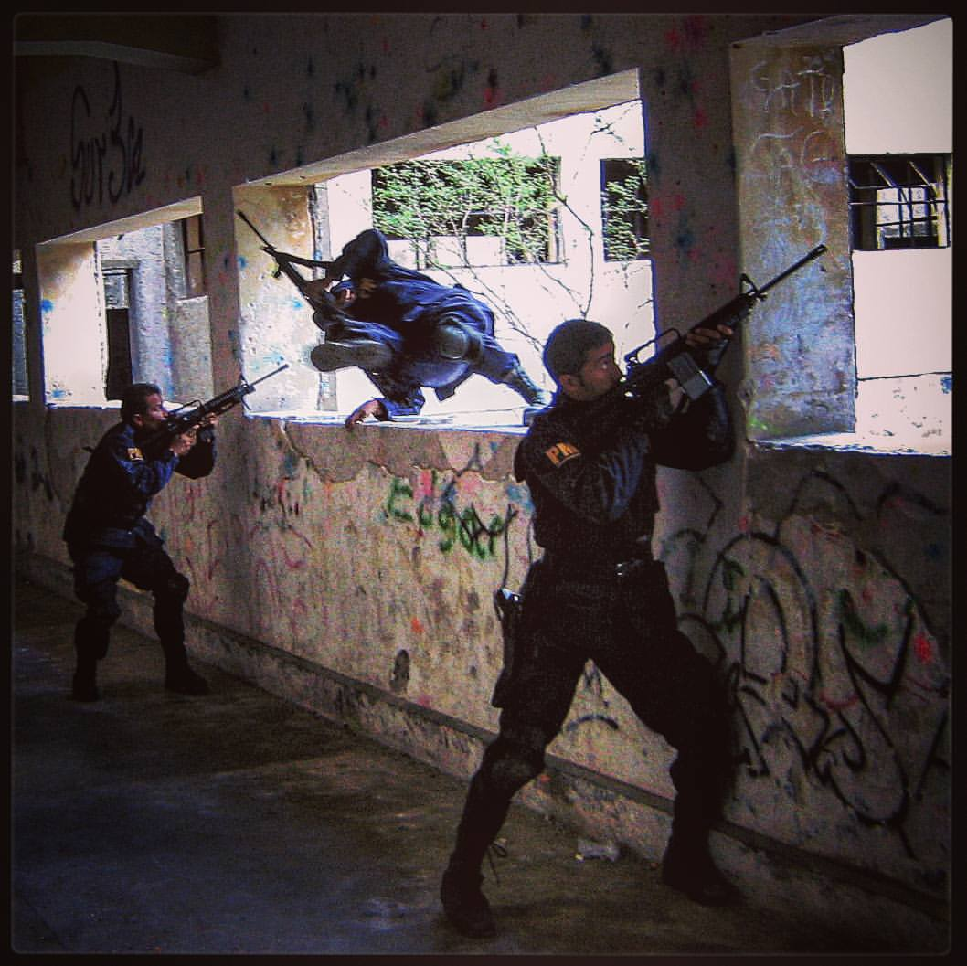 Police SWAT Training Africa & Middle East