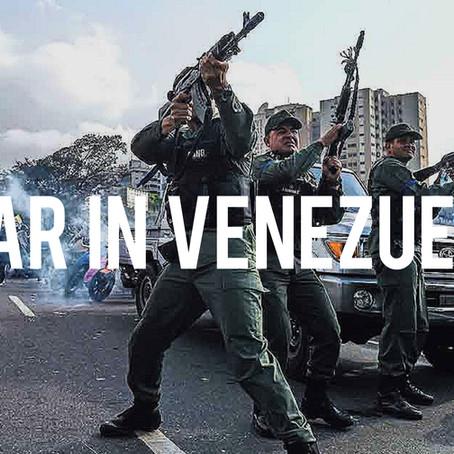 War in Venezuela