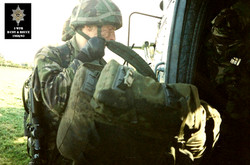 B-COY - 1 WFR - NORTHERN IRELAND - BRITISH ARMY