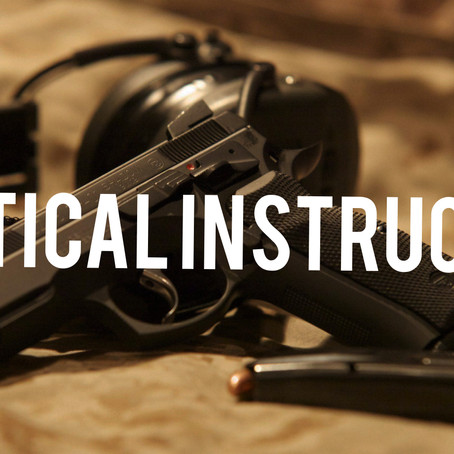 Tactical Instructor Courses