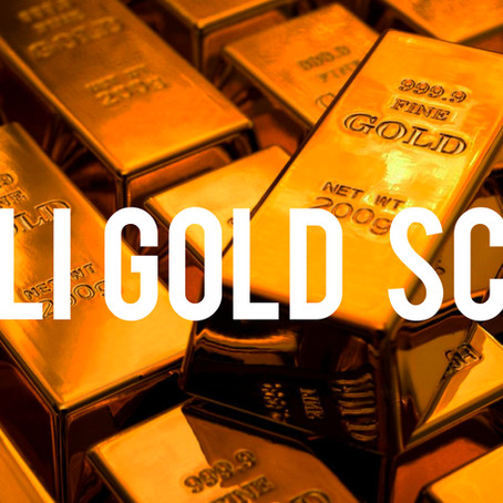 The Mali Gold Scams