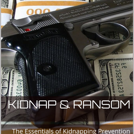 Kidnap & Ransom - The Book