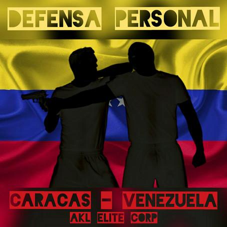 Entrenamiento de Defensa Personal: Caracas, Venezuela