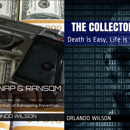 Orlando Wilson's Books on Amazon!