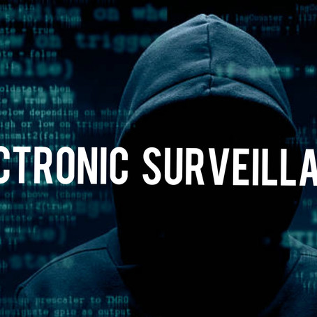 Electronic Surveillance Awareness