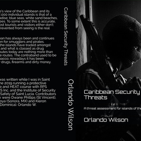 Book: Caribbean Security Threats