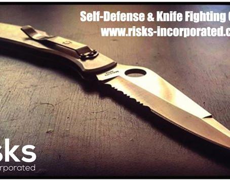 Self Defense & Knife Fighting Classes