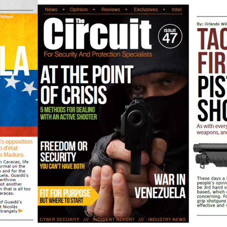 Articles - Venezuela & Shotguns!