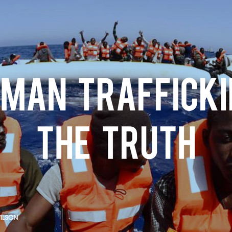 Human & Sex Trafficking – The Truth