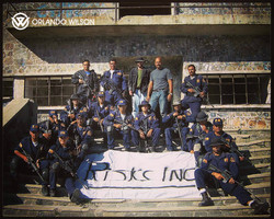 Private Military Company & Police Training Instructors