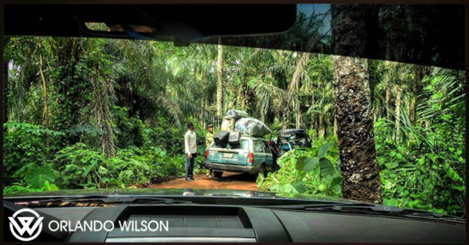 Travel Security: Driving in Hostile Environments