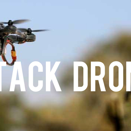 Counter Terrorism - Attack Drones