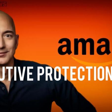 Executive Protection Fail – Jeff Bezos
