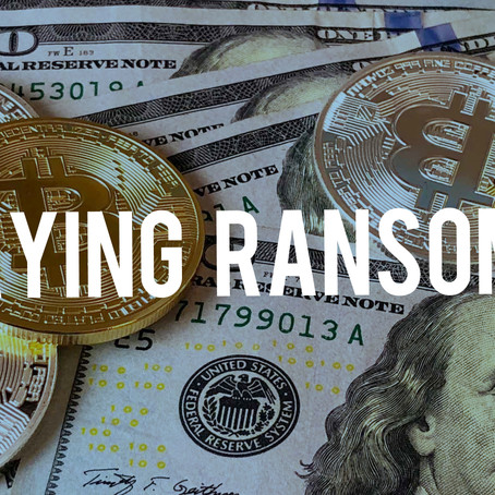Is Paying Ransoms Legal?