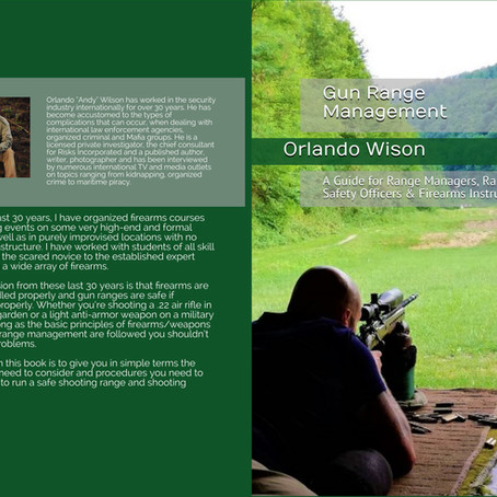 Book - Gun Range Management
