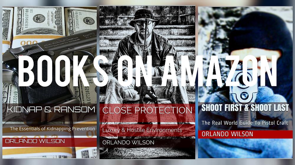 Counter Terrorism Books