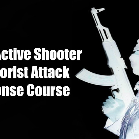 Online Active Shooter and Terrorist Attack Response Course