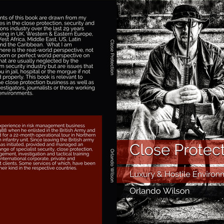 The Book - Close Protection: Luxury & Hostile Environments