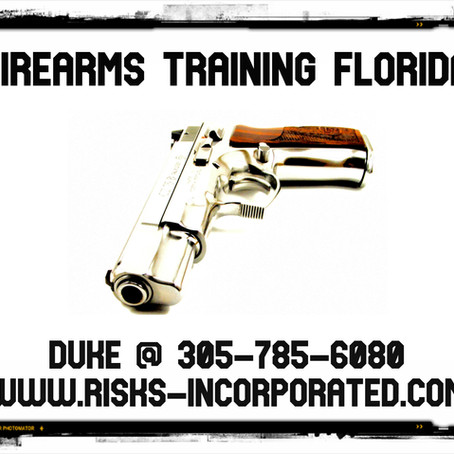 Private Florida Concealed Carry Permit Classes