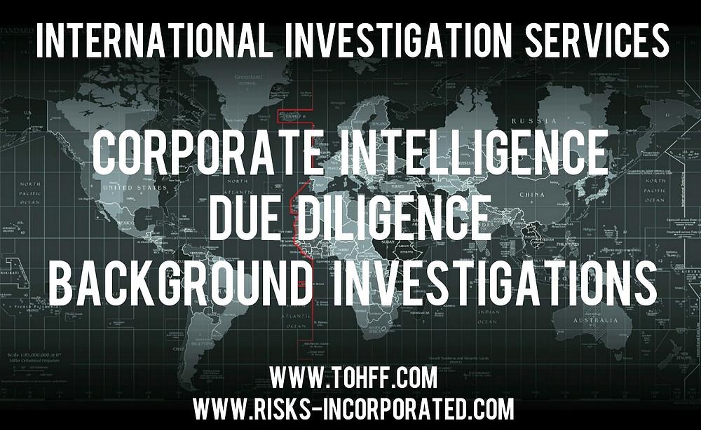 International Private Investigator