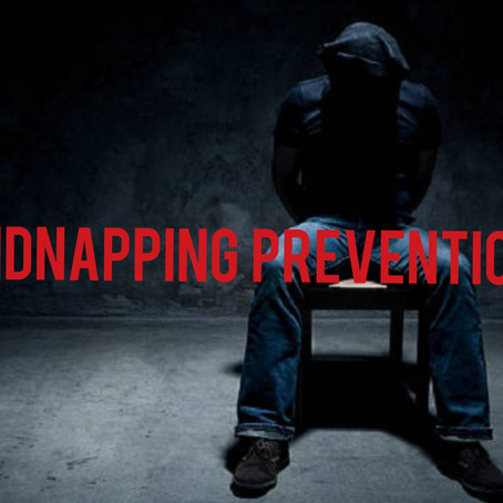 Kidnap & Ransom Prevention Courses