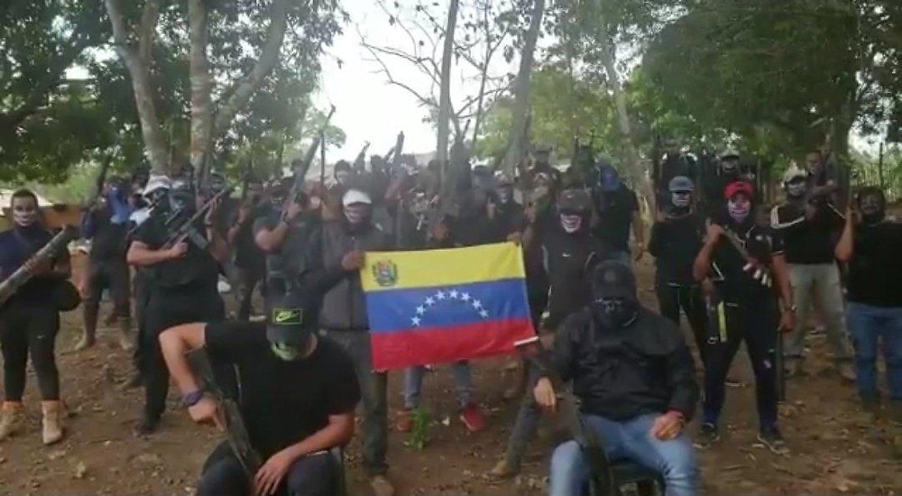 "War in Venezuela - Orlando ""Andy"" Wilson"