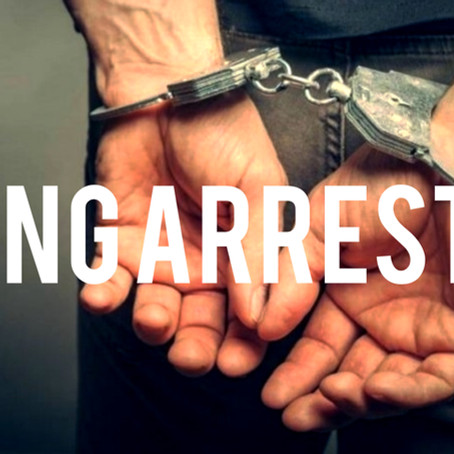 Being Arrested - Hostile Environments