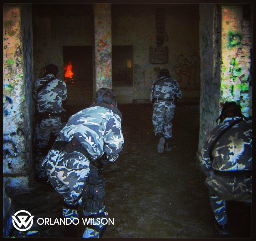 SWAT & Hostage Rescue Training