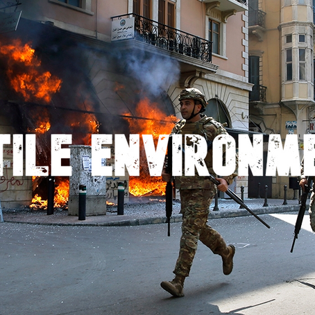 Essential Hostile Environment Training