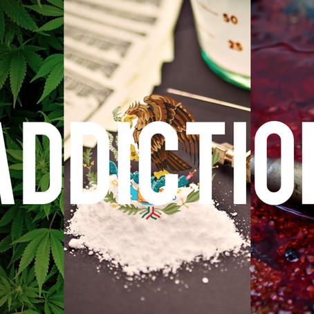 Killing & Dying for America's Addiction