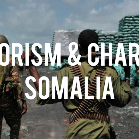 Terrorism & The Charcoal Trade in Somalia