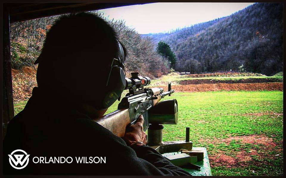 Sniper & Tactical Firearms Training in Europe
