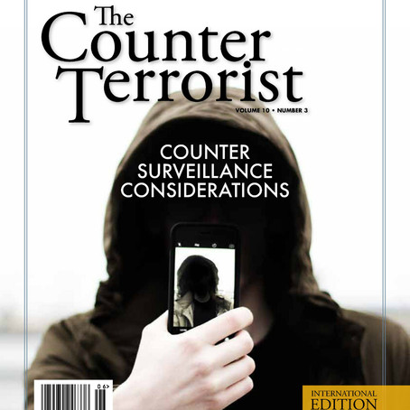 The Counter Terrorist Magazine: Counter Surveillance