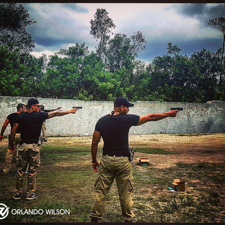 Close Protection Training in South Florida & Washington State, United States