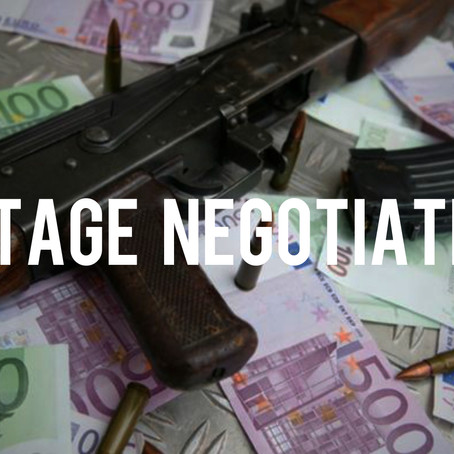 "Hostage Negotiations - ""If they pay once, they'll pay again"""