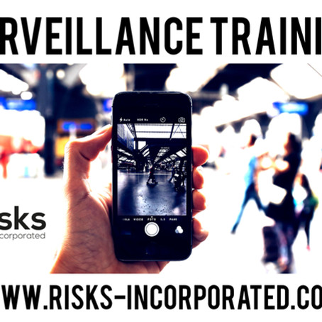 Surveillance Training in United States & Europe