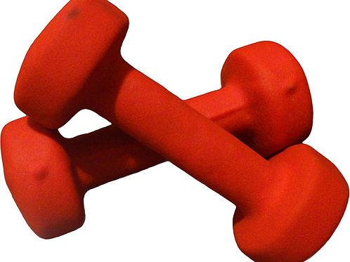1.5k hand weights משקולות יד