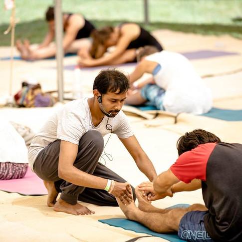 Ashtanga Yoga Certification