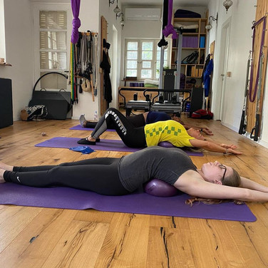 pilates instuctor training