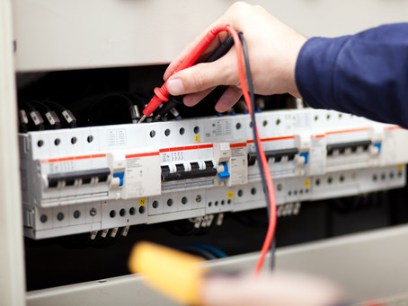 Electrical certificate changes - Existing installations