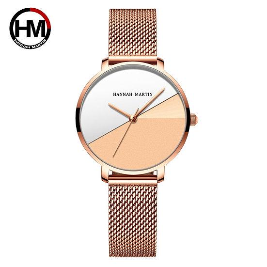 Reloj de Mujer Hannah Martin D0003