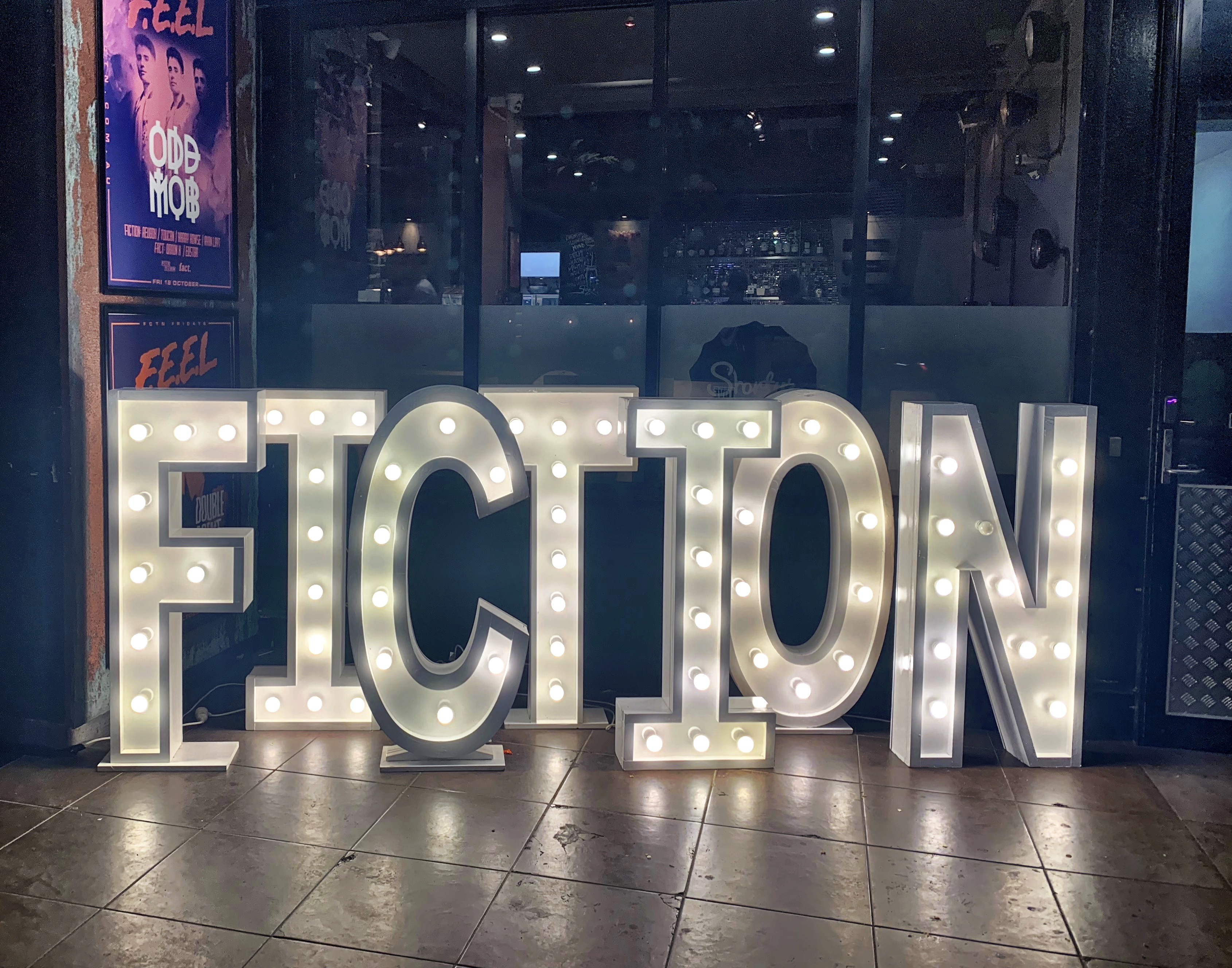FICTION Nightclub