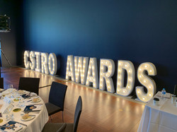 CSIRO Awards luncheon