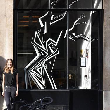 Window at La Muse Bouge
