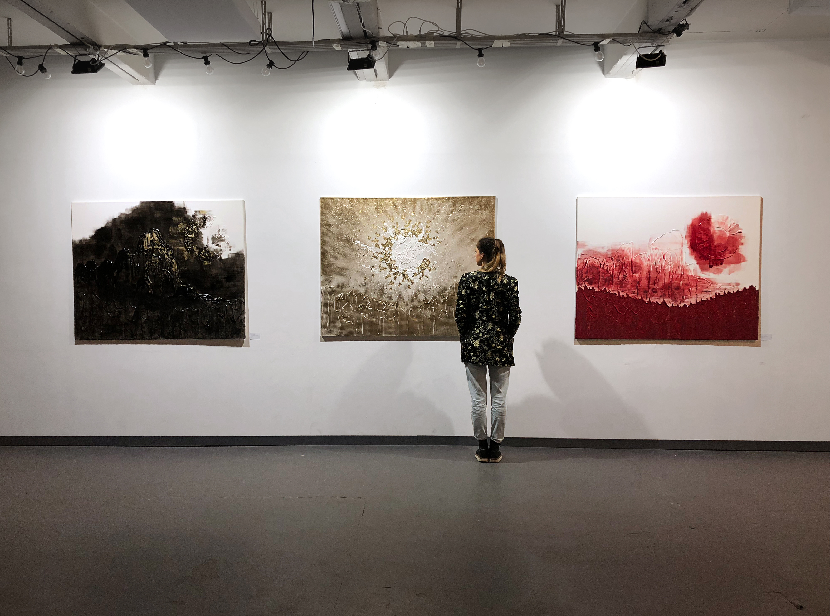 """Exhibition """"Mouvement de l'éphémère"""""""
